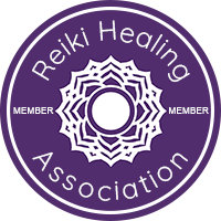 accredited by the reiki healing association